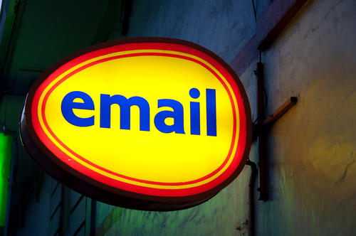 email marketing - marketing content - content marketing