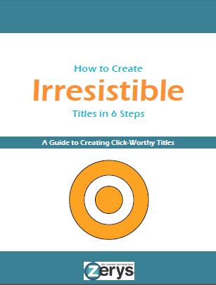 Irresistible Titles