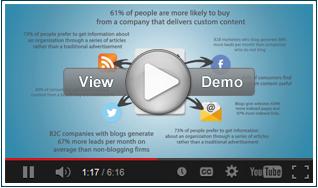 View Marketer Demo