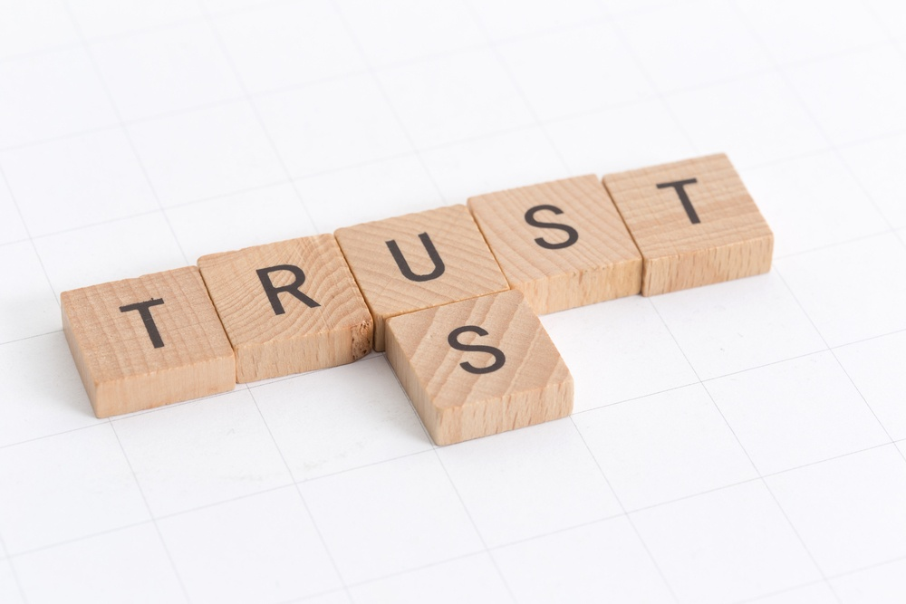 use content to build trust