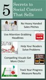 5 Secrets to Social Content That Sells