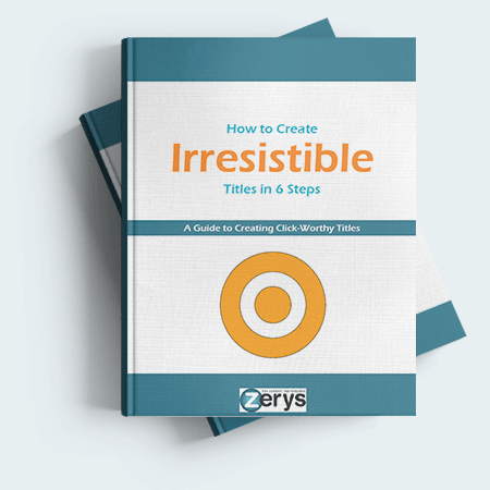How to Create Irresistible Titles in 6 Steps