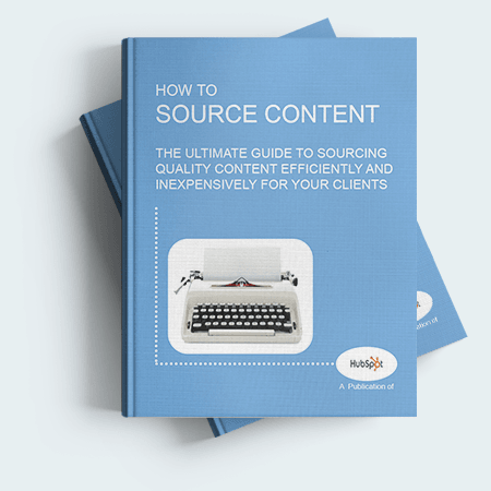 How to Source Quality Content Efficiently and Inexpensively for Your Clients