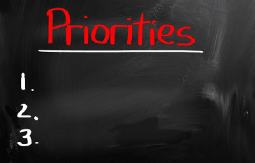 Prioritize Your List