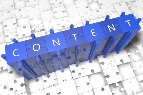 content building for SEO