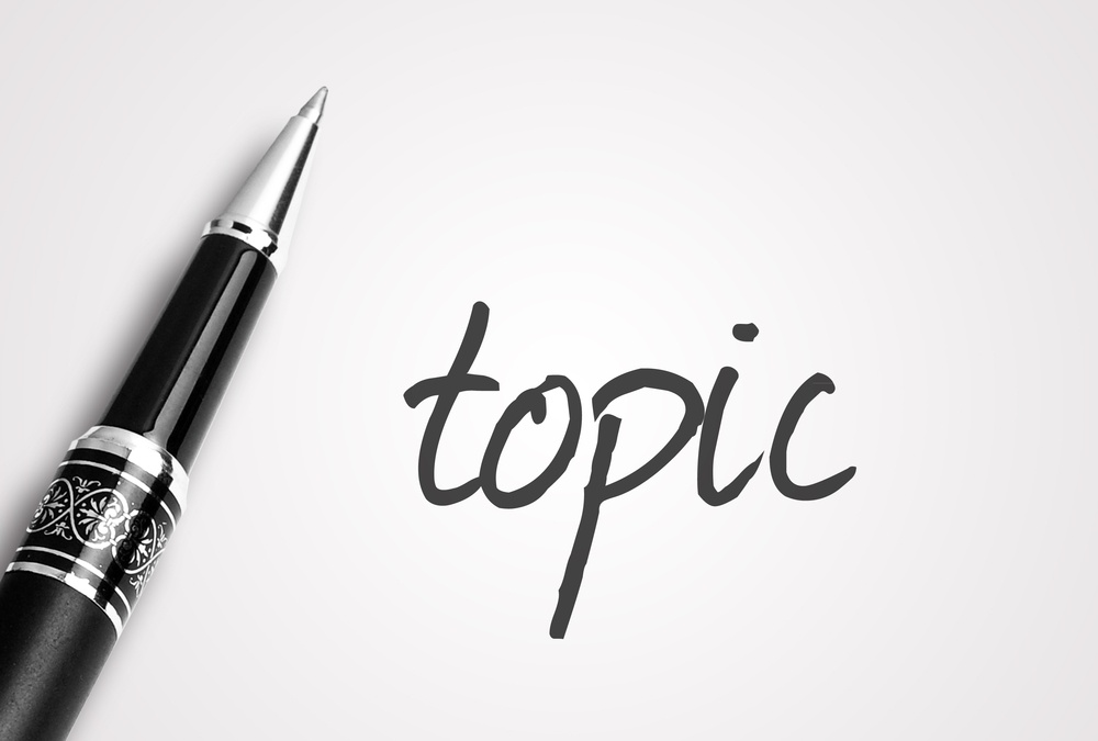 topic lists