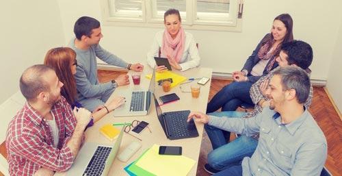 manage blog writers