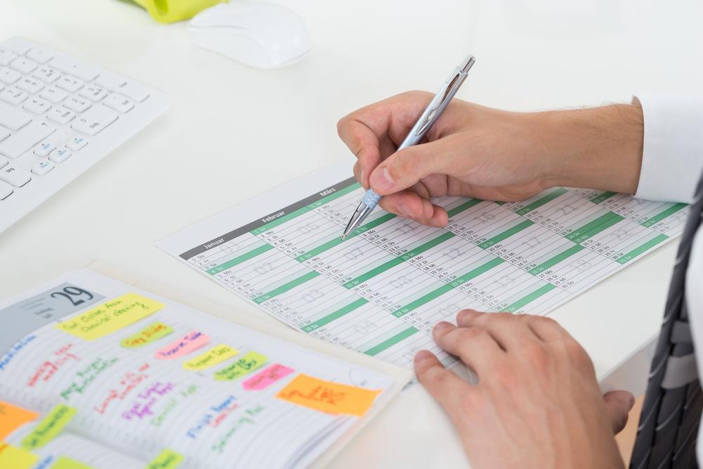 content plan - editorial calendar - content planning - content calendar
