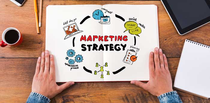 marketing strategy - content development - web content - marketing content