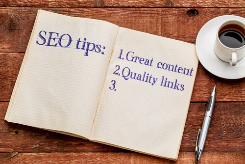 Organic SEO Tips for Writers