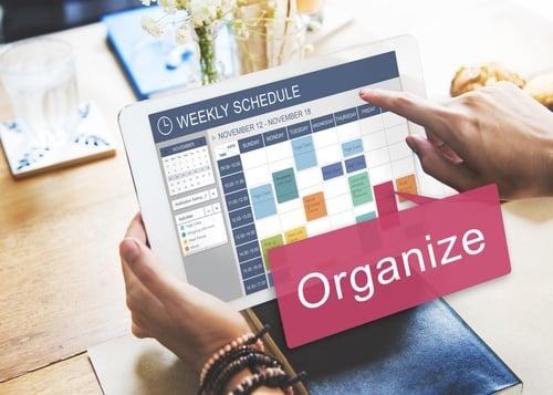 content calendar - content planning - content development