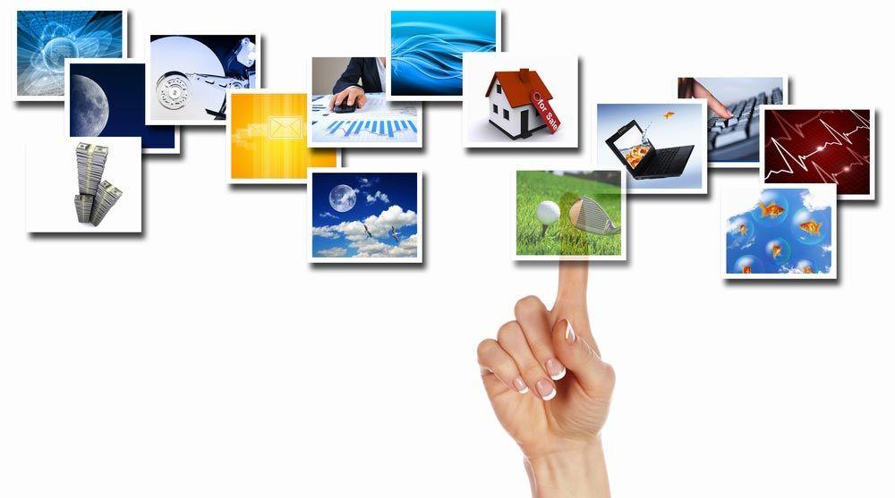 content marketing plan - Visuals Content