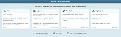 Get Fast, Friendly Help From the Zerys Staff and Community