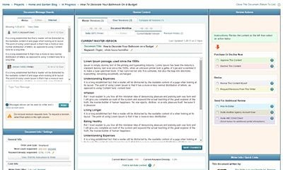 Advanced Collaboration Tools Help You Refine and Publish Your Content